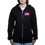 Ohio.png Women's Zip Hoodie