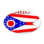 Ohio.png 35x21 Oval Wall Decal