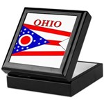 Ohio.png Keepsake Box