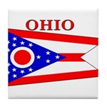 Ohio.png Tile Coaster