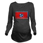 Tennessee.jpg Long Sleeve Maternity T-Shirt