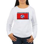 Tennessee.jpg Women's Long Sleeve T-Shirt