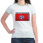 Tennessee.jpg Jr. Ringer T-Shirt