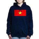 Vietnamblank.jpg Women's Hooded Sweatshirt