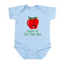 Apple of Yia-Yia's Eye Body Suit