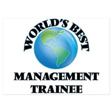 World's Best Management Trainee Invitations