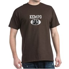 Kempo dad (dark) T-Shirt