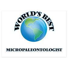 World's Best Micropaleontologist Invitations