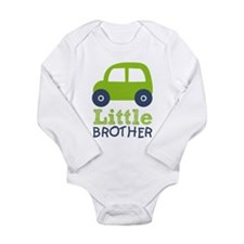 Little Brother 7wht Body Suit
