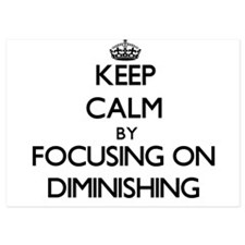 Keep Calm by focusing on Diminishing Invitations