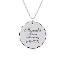 Personalizable Born Sleeping Necklace