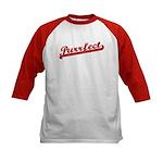 Purrfect Kids Baseball Jersey