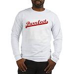 Purrfect Long Sleeve T-Shirt