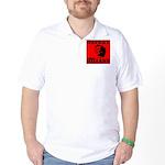 Defeat Comrade Hillary Golf Shirt
