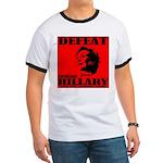 Defeat Comrade Hillary Ringer T