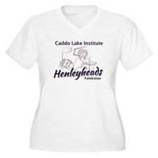 Caddo Lake Henleyheads Fundraiser Plus Size T-Shir