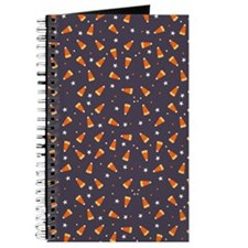 Candy corn and stars Journal