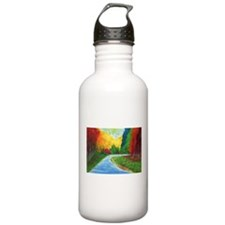 Autumn Stream Water Bottle