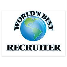 World's Best Recruiter Invitations