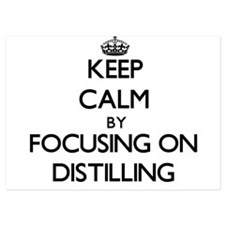 Keep Calm by focusing on Distilling Invitations