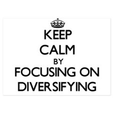 Keep Calm by focusing on Diversifying Invitations