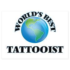 World's Best Tattooist Invitations
