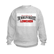 """The World's Greatest Lowchen"" Sweatshirt"