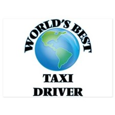 World's Best Taxi Driver Invitations