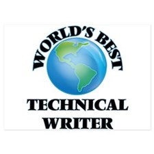 World's Best Technical Writer Invitations
