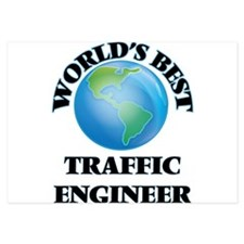 World's Best Traffic Engineer Invitations
