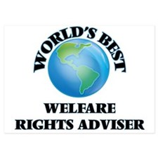 World's Best Welfare Rights Adviser Invitations