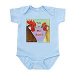 You N Me Babe! Infant Bodysuit