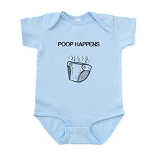 Poop Happens Body Suit
