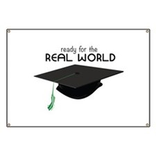 The Real World Banner