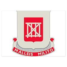 62nd Army Engineer Battalion Invitations