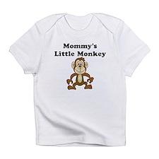 Mommy's Little Monkey Infant T-Shirt