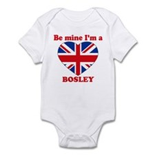 Bosley, Valentine's Day Infant Bodysuit