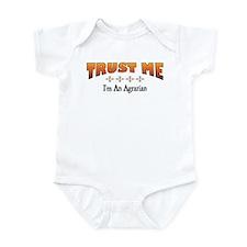 Trust Agrarian Infant Bodysuit