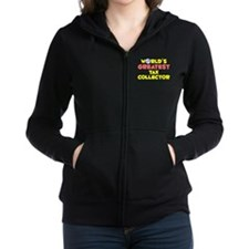 Cute World's best Women's Zip Hoodie