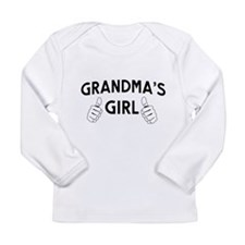 Grandma's girl Long Sleeve T-Shirt