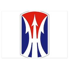 11th Light Infantry Brigade Invitations