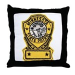 Minnesota State Patrol Throw Pillow