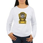 Minnesota State Patrol Women's Long Sleeve T-Shirt