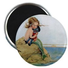 "LITTLE MERMAID 2.25"" Magnet (10 pack)"
