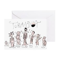 Turandot: The Greeting Cards (Pk of 10)