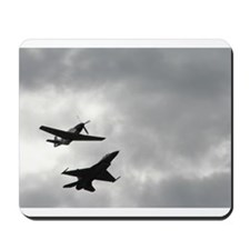 Tribute Flight Mousepad