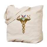OES Registered Nurses Tote Bag