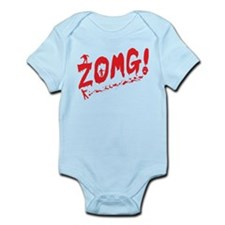 ZOMG Zombie Costume Body Suit