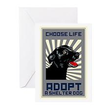 Choose Life Greeting Cards (Pk of 20)