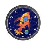 Space Wall Clocks